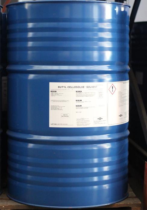 Butyl cellosolve solvent (BCS)